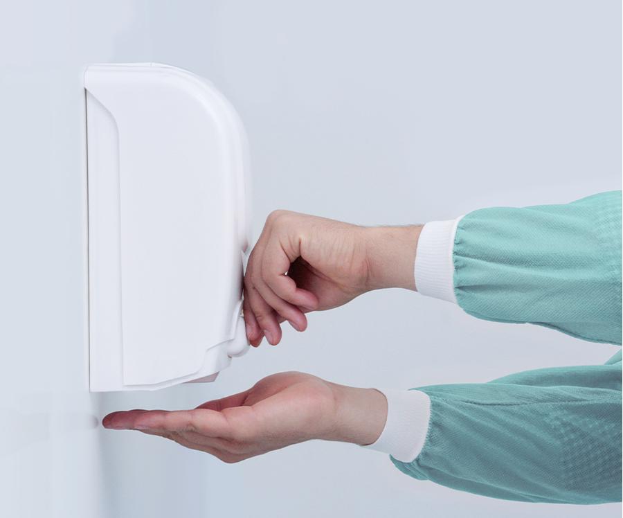 wall mount sanitizer dispensers